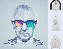 Albert Hofmann - Psychedelic Portrait @threadless