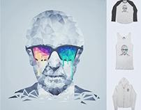 Albert Hofmann - Psychedelic Portrait @threadless