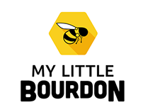 My Little Bourdon Logo