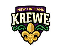 New Orleans Krewe Logo