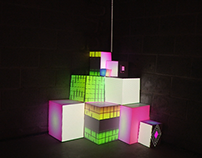 Projection Mapping Experiments & Process Book