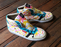 Puro Shoes -custom-