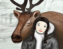 Друг оленевый, мой милый / Oh my dear deer friend