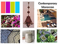 Contemporary with a Moroccan Twist