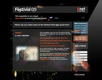 Perth Festival Microsite 09