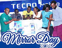 Mirror Day 2014 - Rwanda