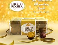 Ferrero Rocher modeling in Maya