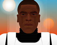 Awaken - Star Wars Episode VII Print
