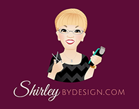 Shirley by Design Logo