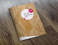 Prix de l'Urbanisme 2013 - Brochure A4