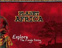Planet Africa illustration