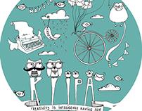 Klipa Pattern Illustration