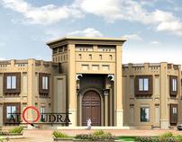 Al-Qudra villas