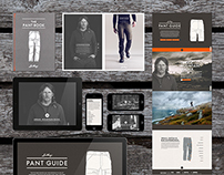 Lundhags Pant & Boot Guide Campaign