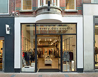 Store Every Day Counts in Amsterdam