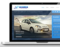Aliança Veículos [Website]