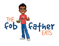 The FOB Father Eats Blog Logo