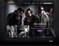 Men & Women Products Website