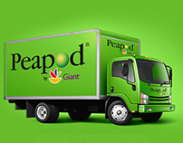 Peapod Truck