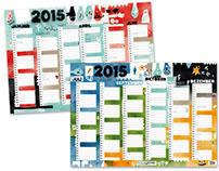 HEYmiro Kalender 2015