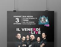 Rua Negra Live Club