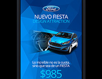 Ford Fiesta Kinetic Design 2015