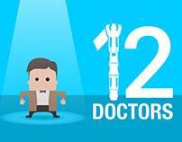 Twelve Doctors