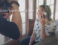 Hilary Duff for Casetify Christmas Collection