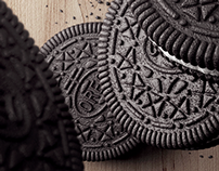 OREO BREAKFAST | 3D VISUALIZATION