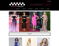DRESS HOUSE LOGO & WEB