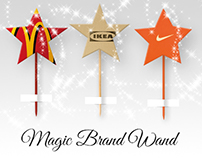 Magic Brand Wand