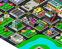My Magical City - Online Marketing Concept
