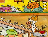 Lucy - Gamer Dog