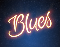 A Night of Blues - Poster