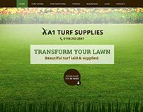 Turf Suppliers - Web Design