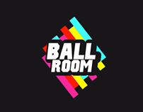 Ballroom / Interactive stairway