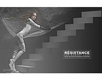 """Éditorial """"Résistance"""" pour OOB magazine"""