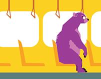 Narrative Animation: Bear