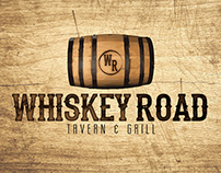 Whiskey Road | Restaurant Website and Branding Project