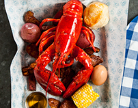 Editorial Photography - Peacemaker Lobster & Crab