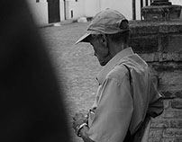 Un anciano