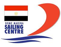Logo, Branding, Identity. Egypt's 1st Sailing Center