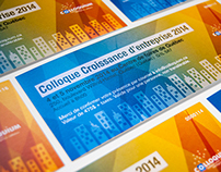 Colloque Croissance d'entreprise 2014 - Colloquium