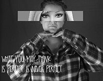 what you may think is perfect is never perfect