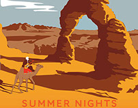 SUMMER NIGHTS - American Nomad