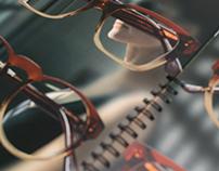 Spectacles Branding