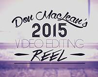 Action Hero Media's 2015 Video Editing Demo Reel