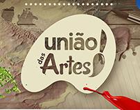 União das Artes | Branding