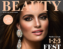 Cover for Beauty December