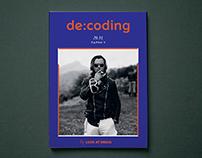 DE: CODING — GUYS Y